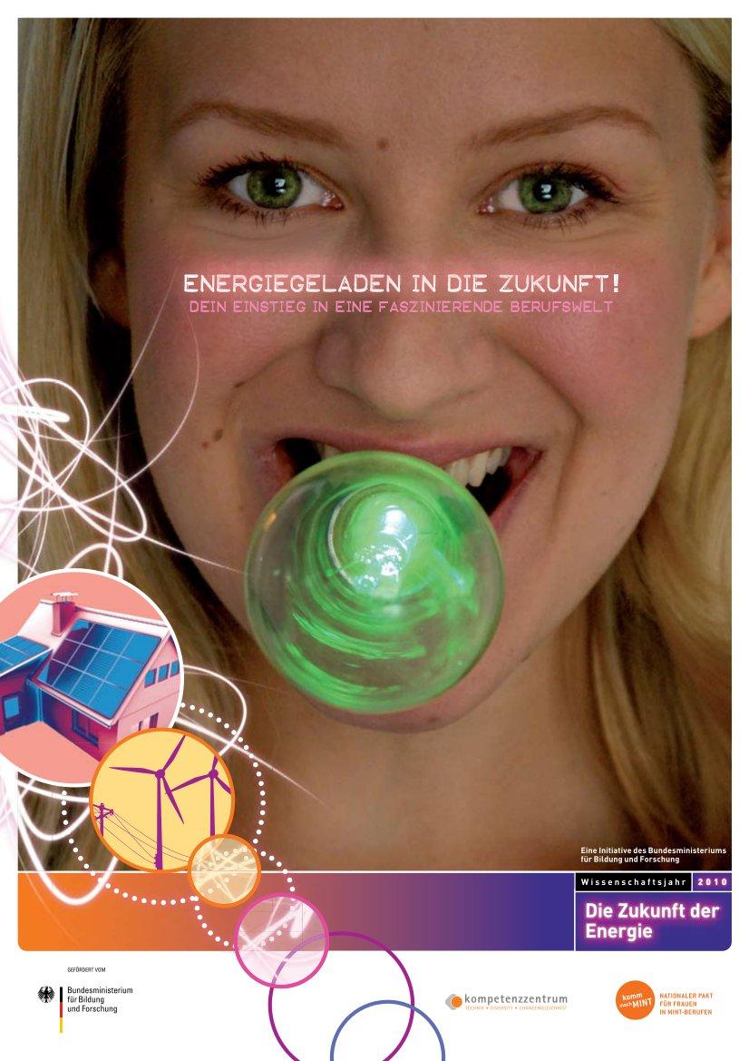 Titelbild der Energiebroschüre